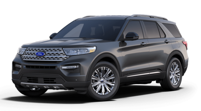 2020 Ford Explorer Limited SUV AWD